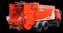 Ремонт мусоровоза