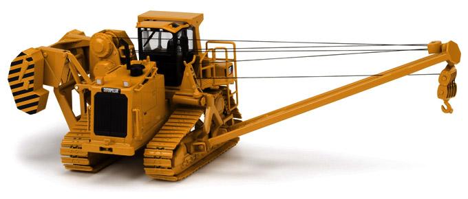 трубоукладчик Cat 587T